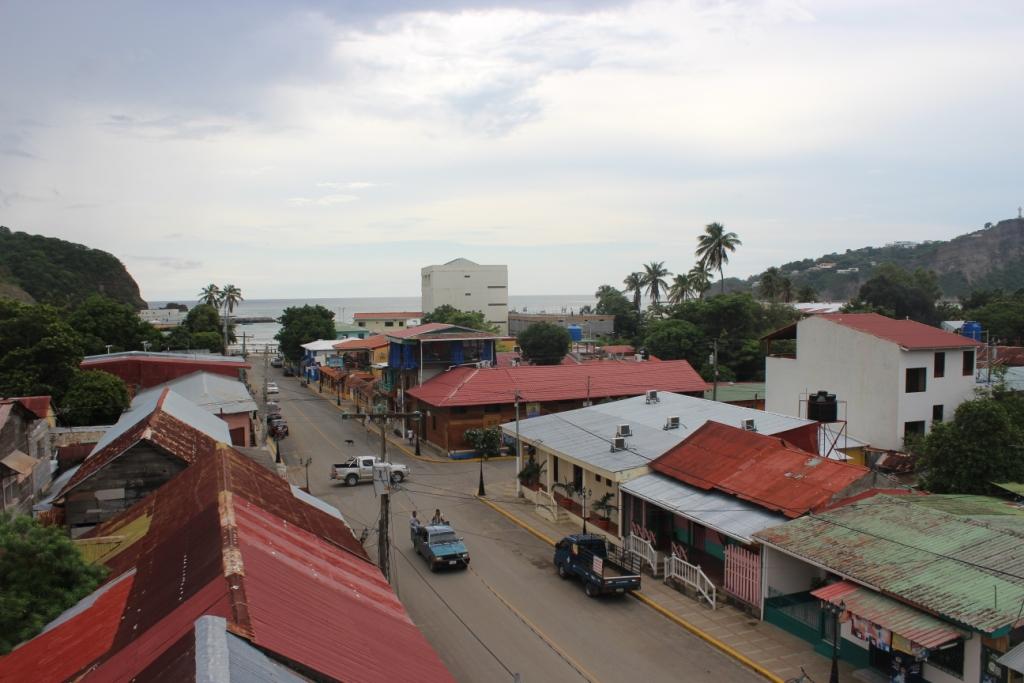 San Juan del Sur from La Terraza