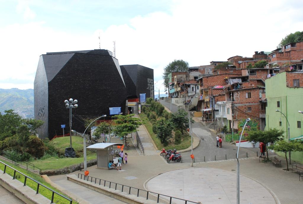 Biblioteca España, Medellín, Colombia