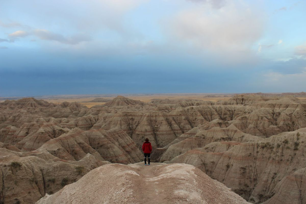 Badlands Morning
