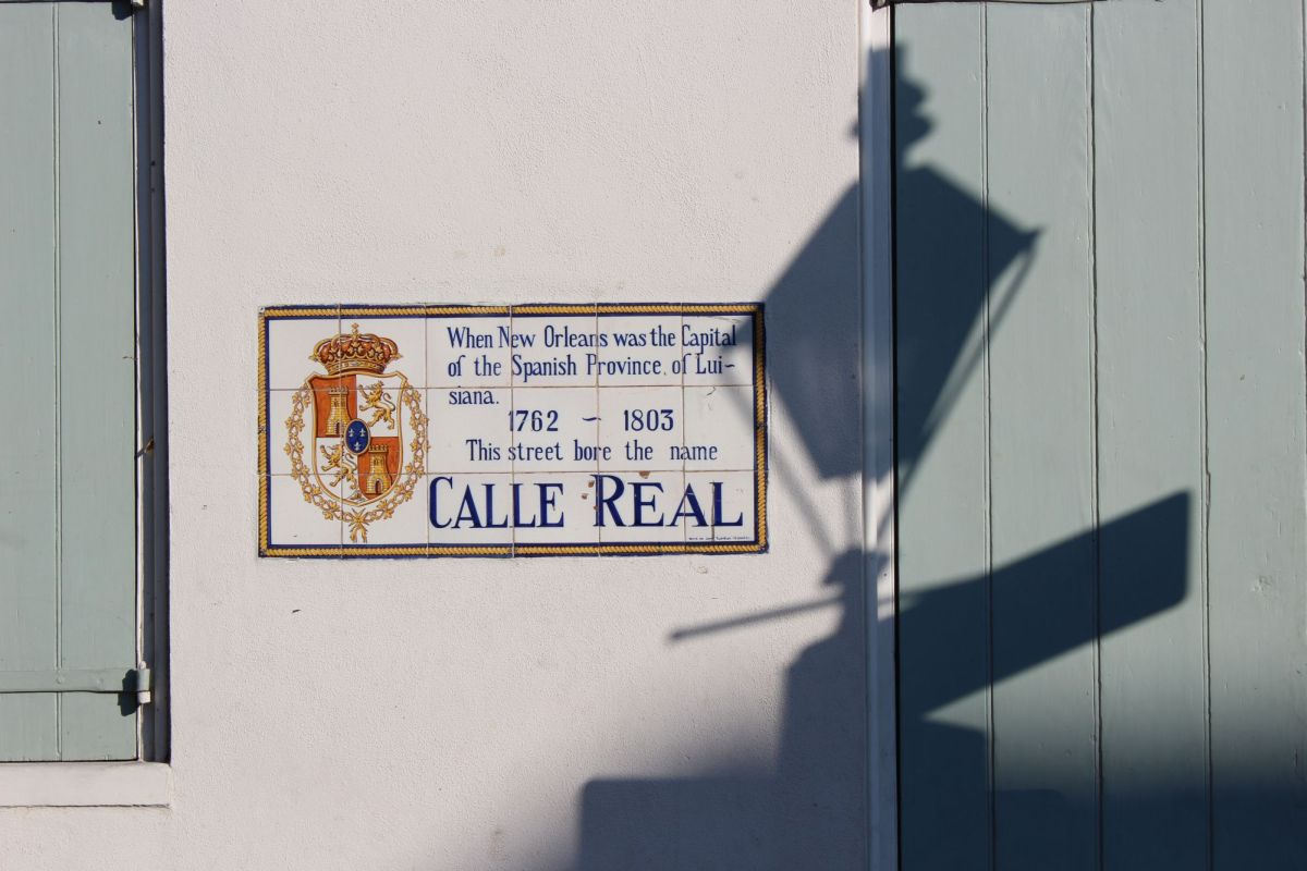 Calle Real New Orleans