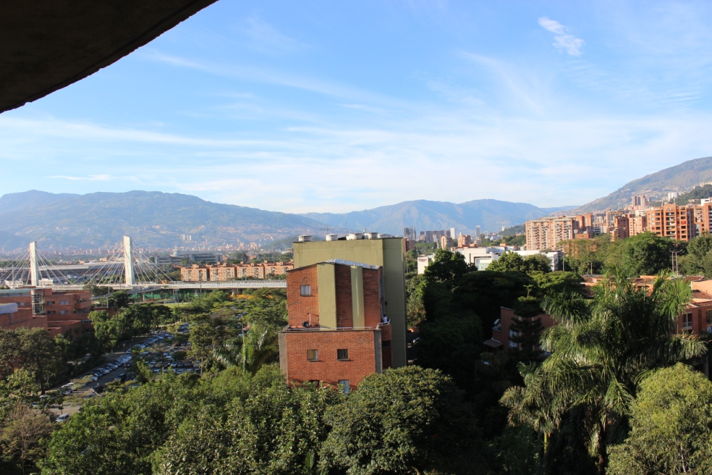Morning in Medellín