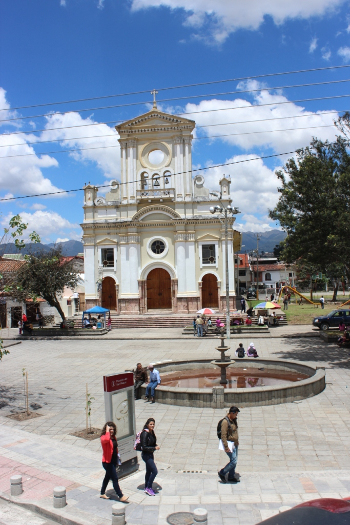 Church and Plaza