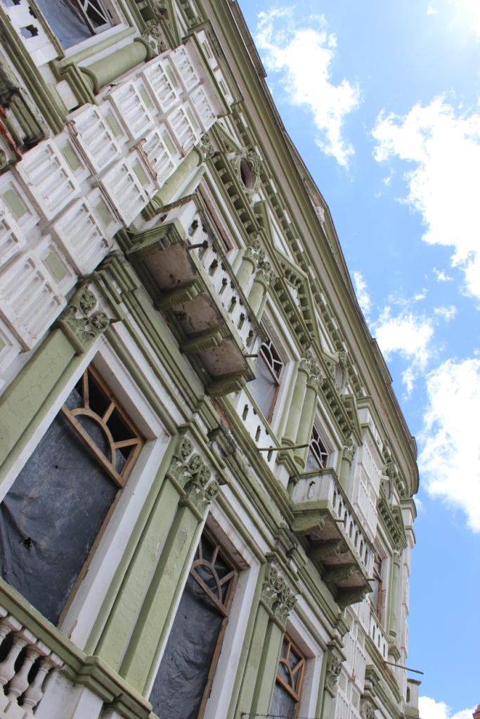 Building in Centro