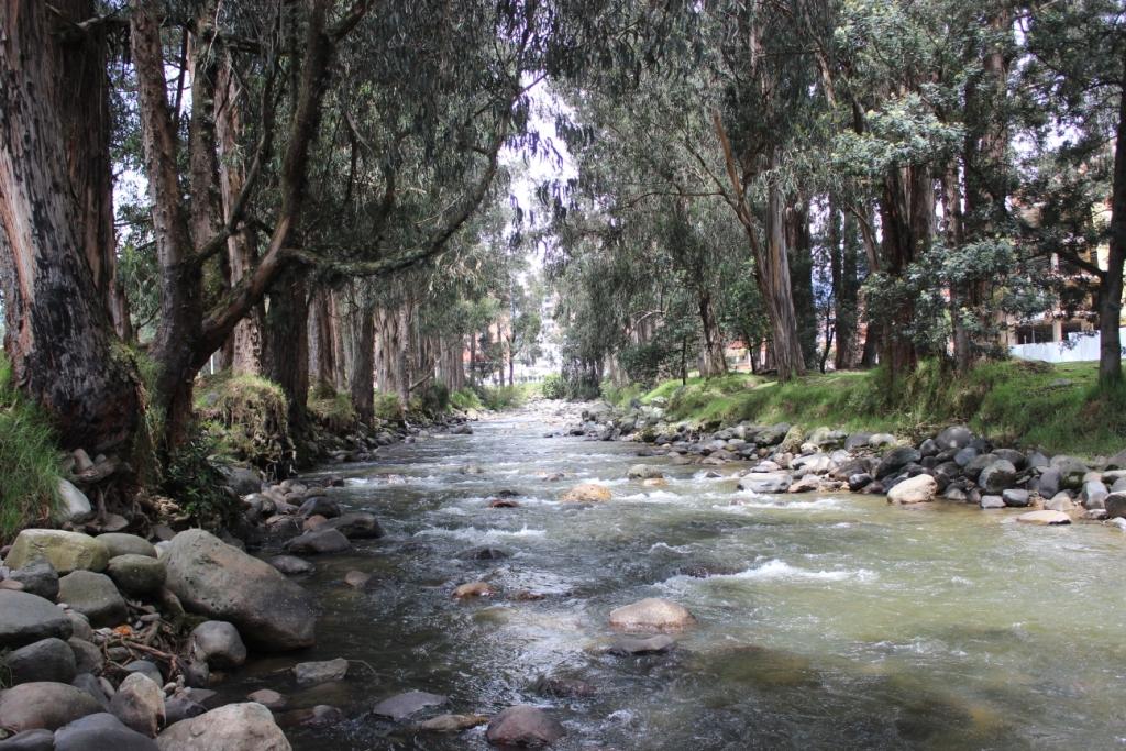 Beautiful Tomebamba River