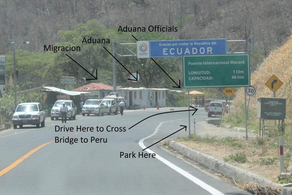 Ecuadorian Side