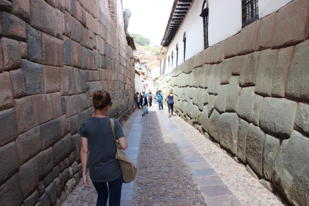 Cusco Walkway