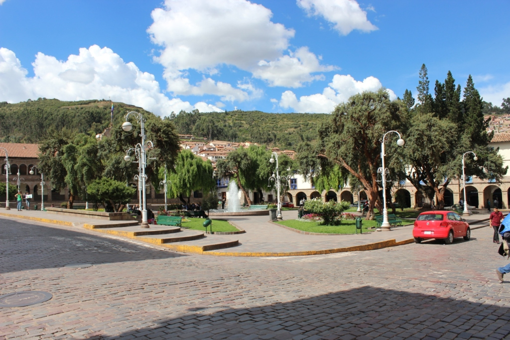 Another Cusco Plaza