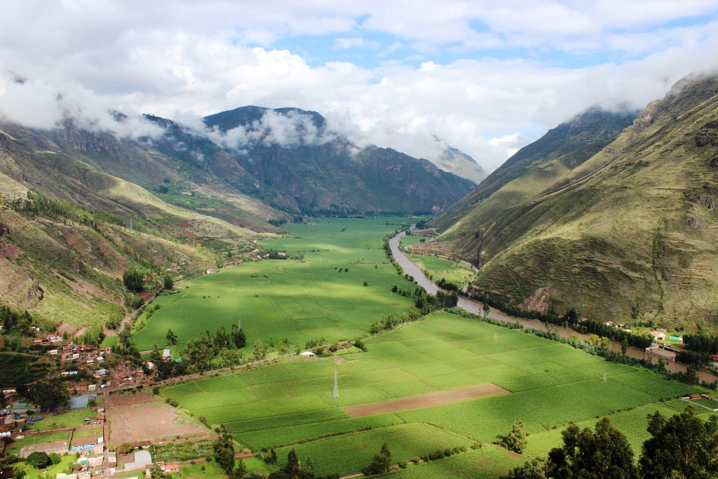 The Sacred Valley of the Inca