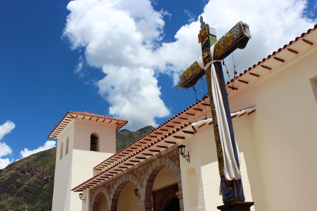 Modern Day Pisac Church