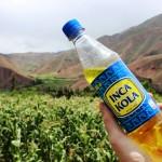 Inca Kola, Peru's unofficial national soft drink