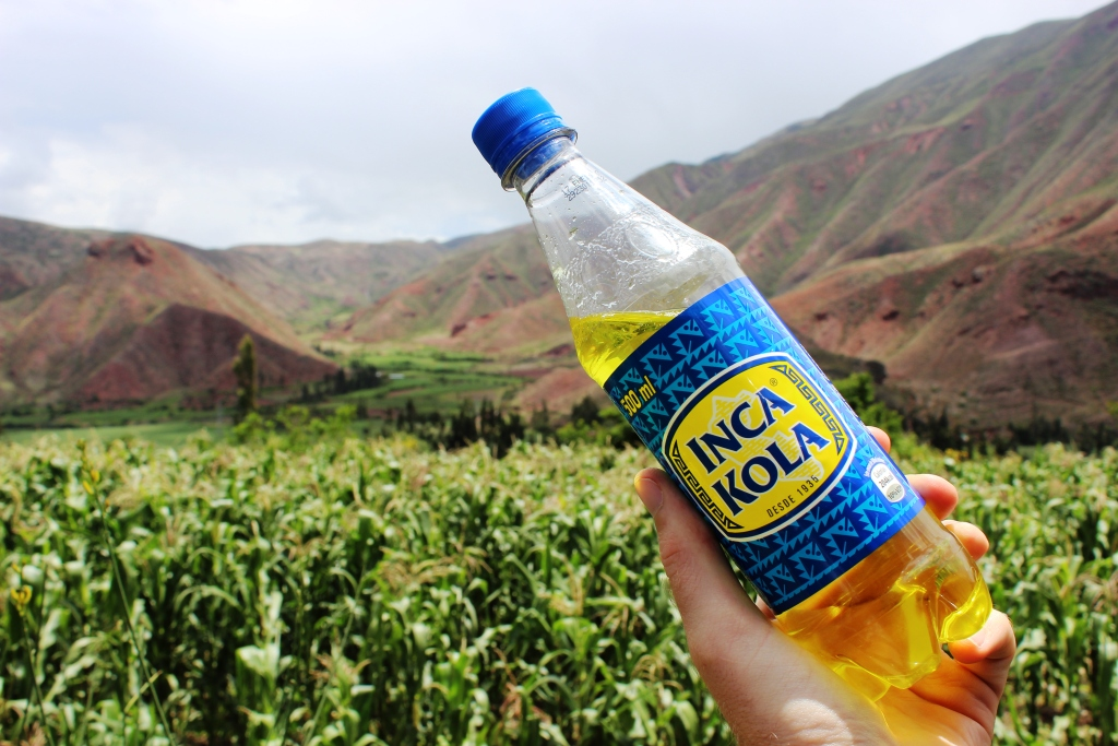 Inca Kola, Peru's unofficial national soft drink