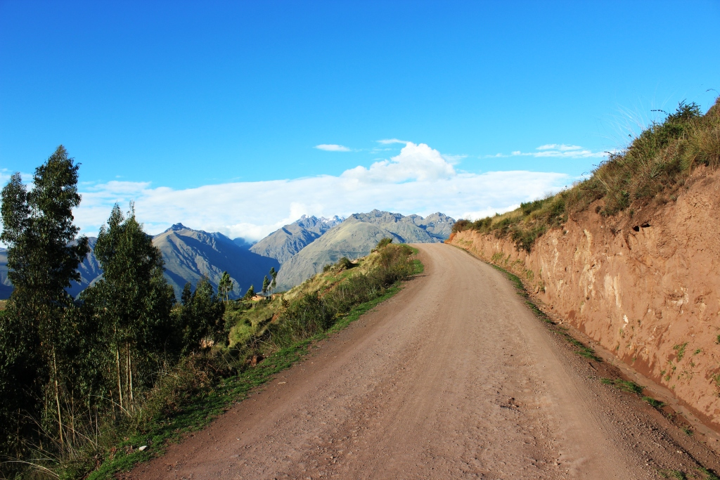 The Road from Moray to Maras