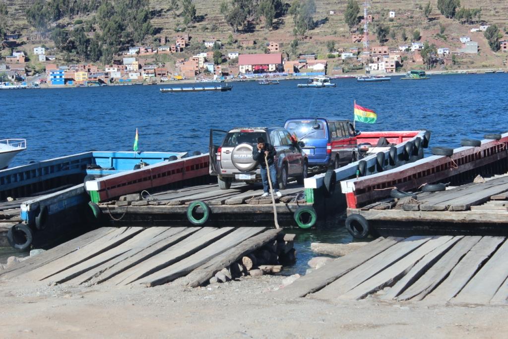 Ferry Raft