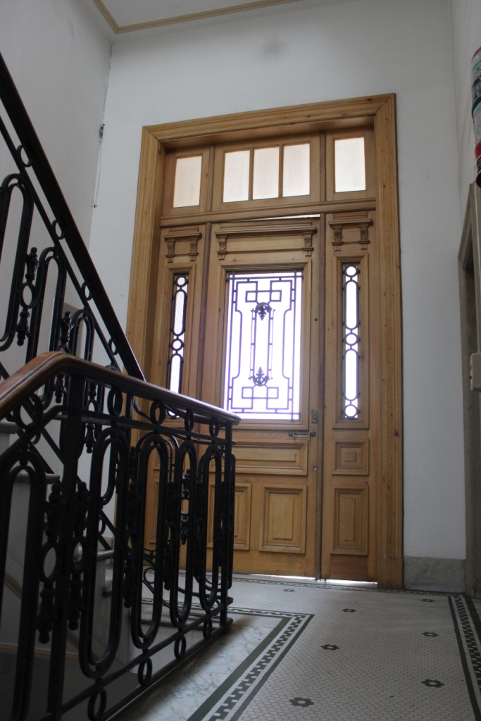 Our San Telmo Apartment Entrance