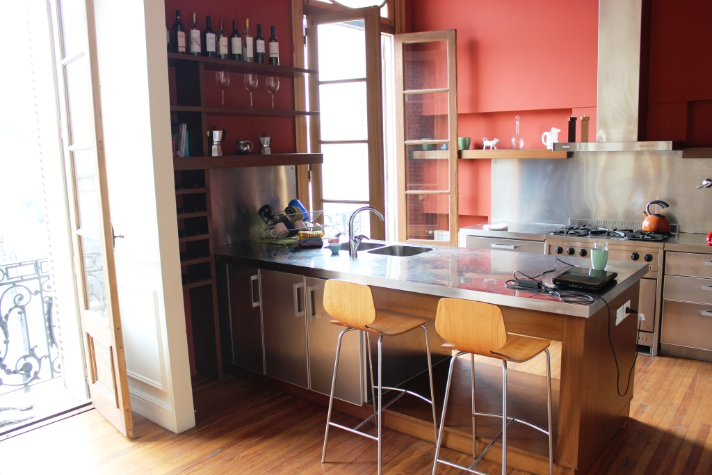 Our Kitchen in San Telmo