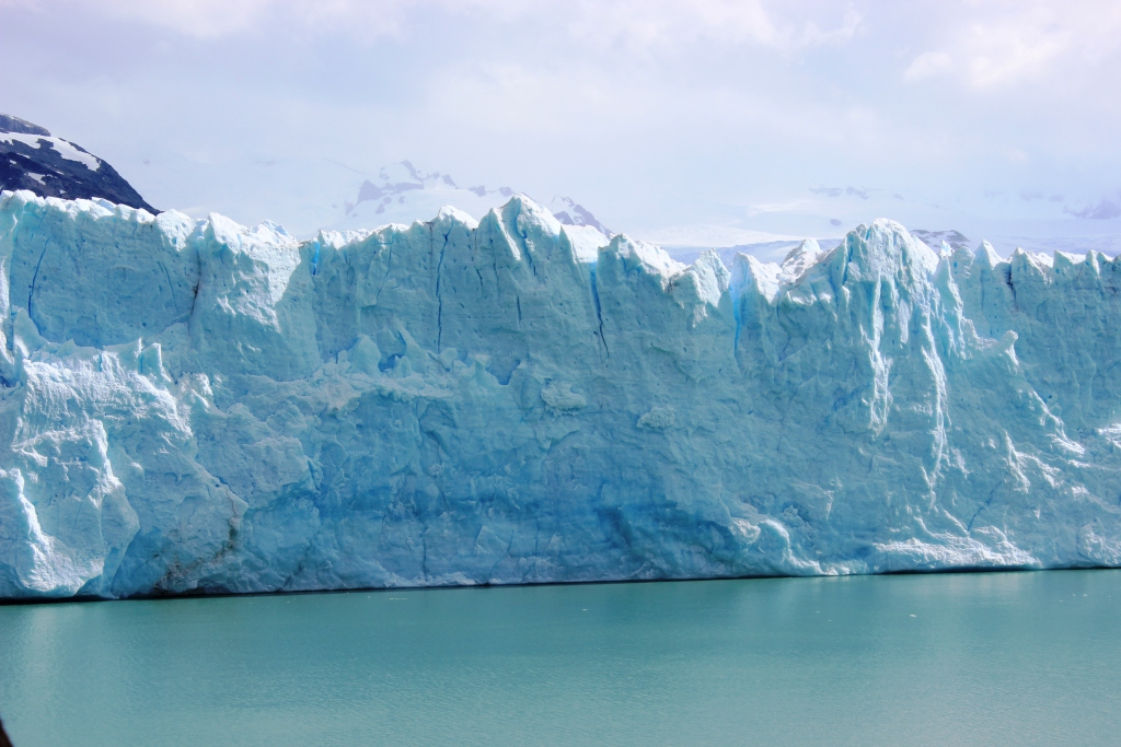 Perito Moreno at Eye Level