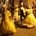 Candombe Dancers
