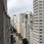 São Paulo apartment view