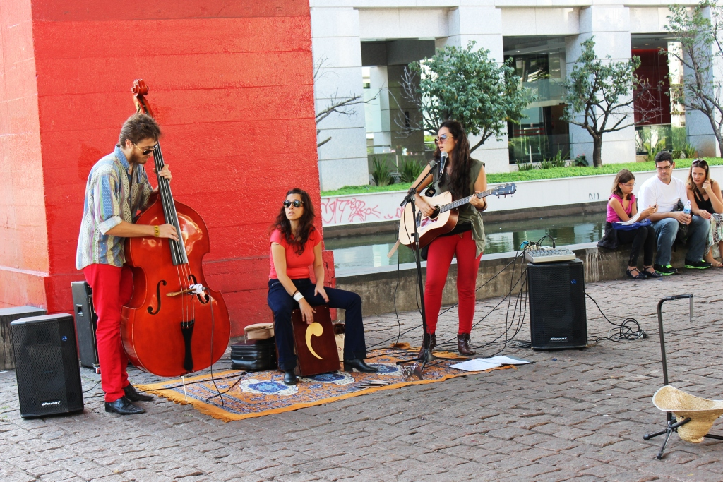 Music Outside of MASP