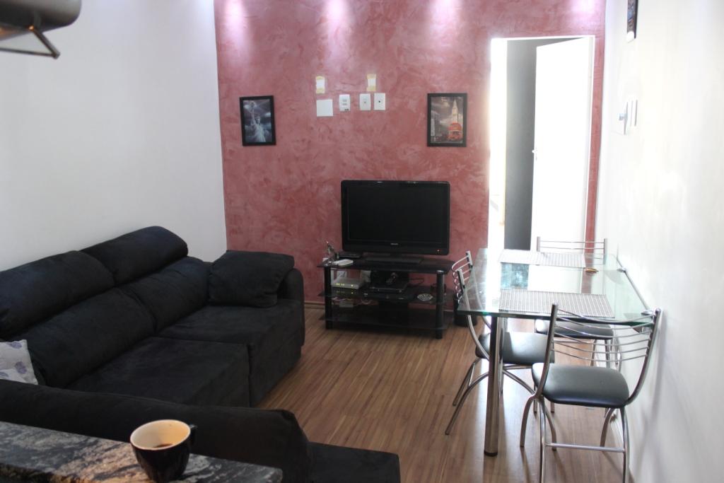 Living Room and Bedroom Door from Kitchen