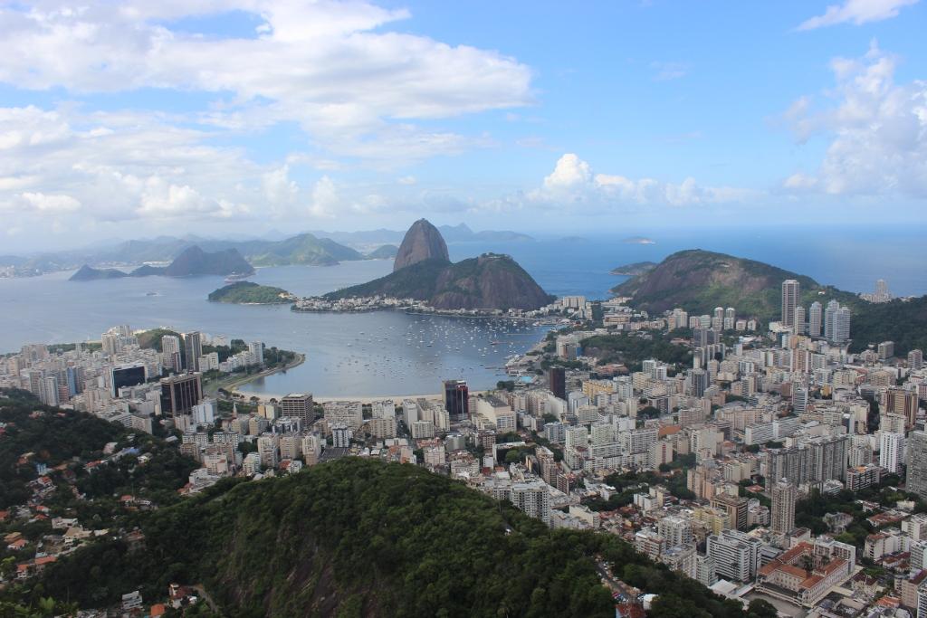 Rio Panorama from Mirante Dona Marta