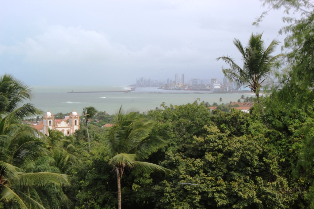 Recife from Olinda