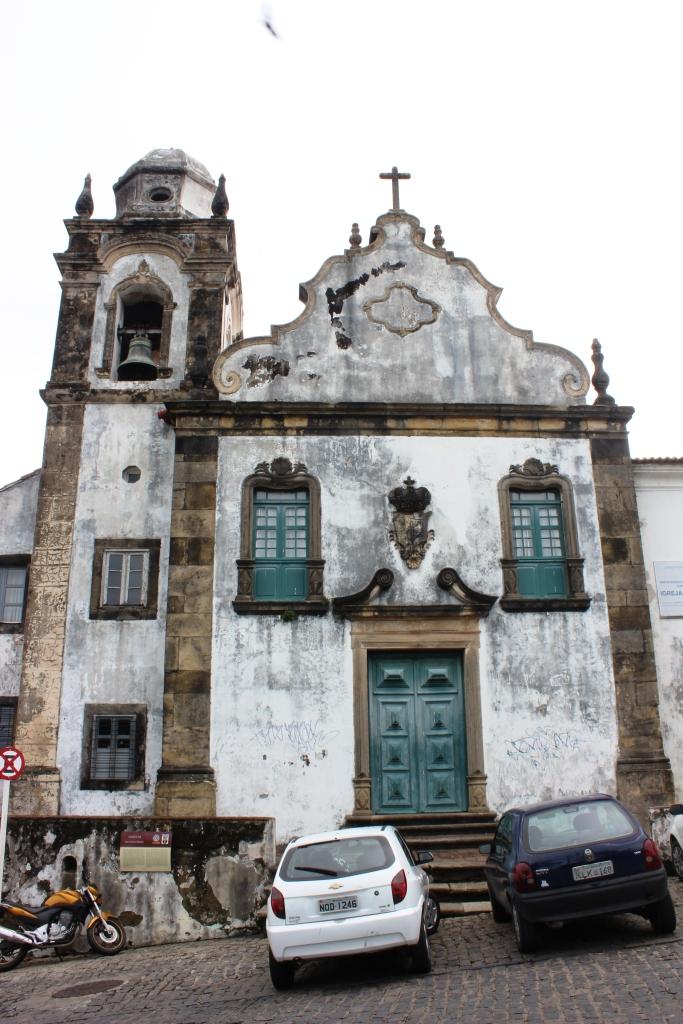 One of Many Olinda Churches