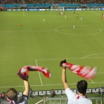 USA vs. Ghana in Natal, Brazil